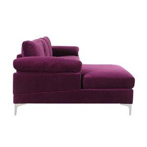 Couch u form modern  Modern Sectional Sofas | AllModern