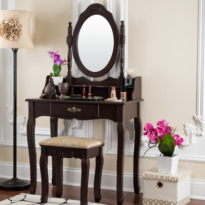 Ladies Vanity Dressing Table | Wayfair