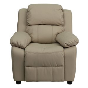 Odette Manual Rocker Recliner With Ottoman  sc 1 st  Wayfair & Beige Recliners Youu0027ll Love | Wayfair islam-shia.org