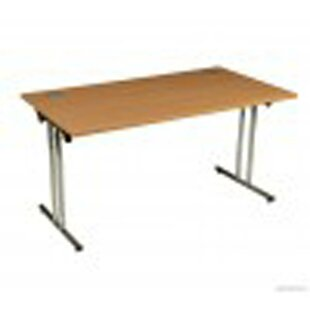 Eco Rectangular Folding Top Training Table By Home Haus Free Returns - Rectangular training table