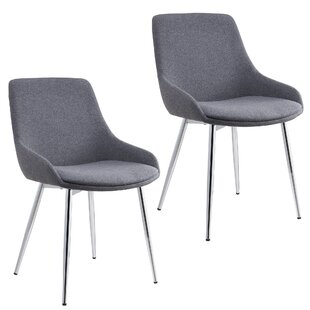 Modern Contemporary Dining Chairs With Chrome Legs Allmodern