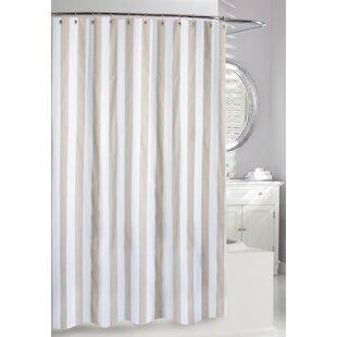 Lauren Stripe Single Shower Curtain