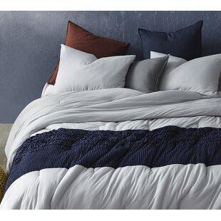 jersey knit comforter king Jersey Knit & T Shirt Cotton Comforters & Sets You'll Love | Wayfair jersey knit comforter king