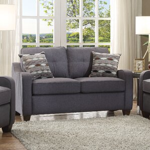 Cleavon II Loveseat by ACM..