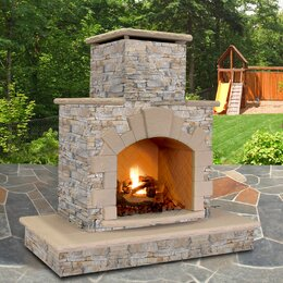 Fireplaces indoor electric fireplaces wood burning stoves for Back to back indoor outdoor fireplace