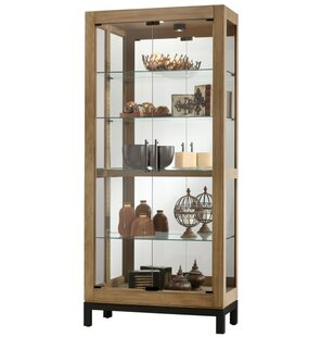 Kordell Lighted Curio Cabinet Looking for