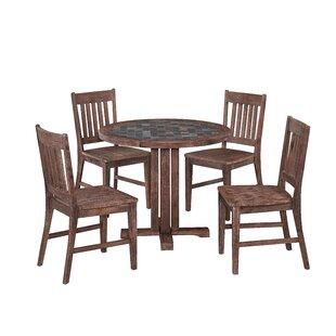 Lakewood 5 Piece Dining Set