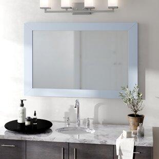 Framed Bathroom Mirrors Wayfair