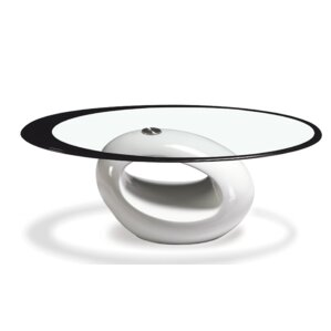 Fab Glass and Mirror Coffee Table