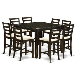 Tamarack 9 Piece Counter Height Dining Se..