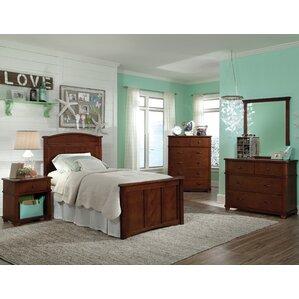 bonneau twin storage panel bedroom set