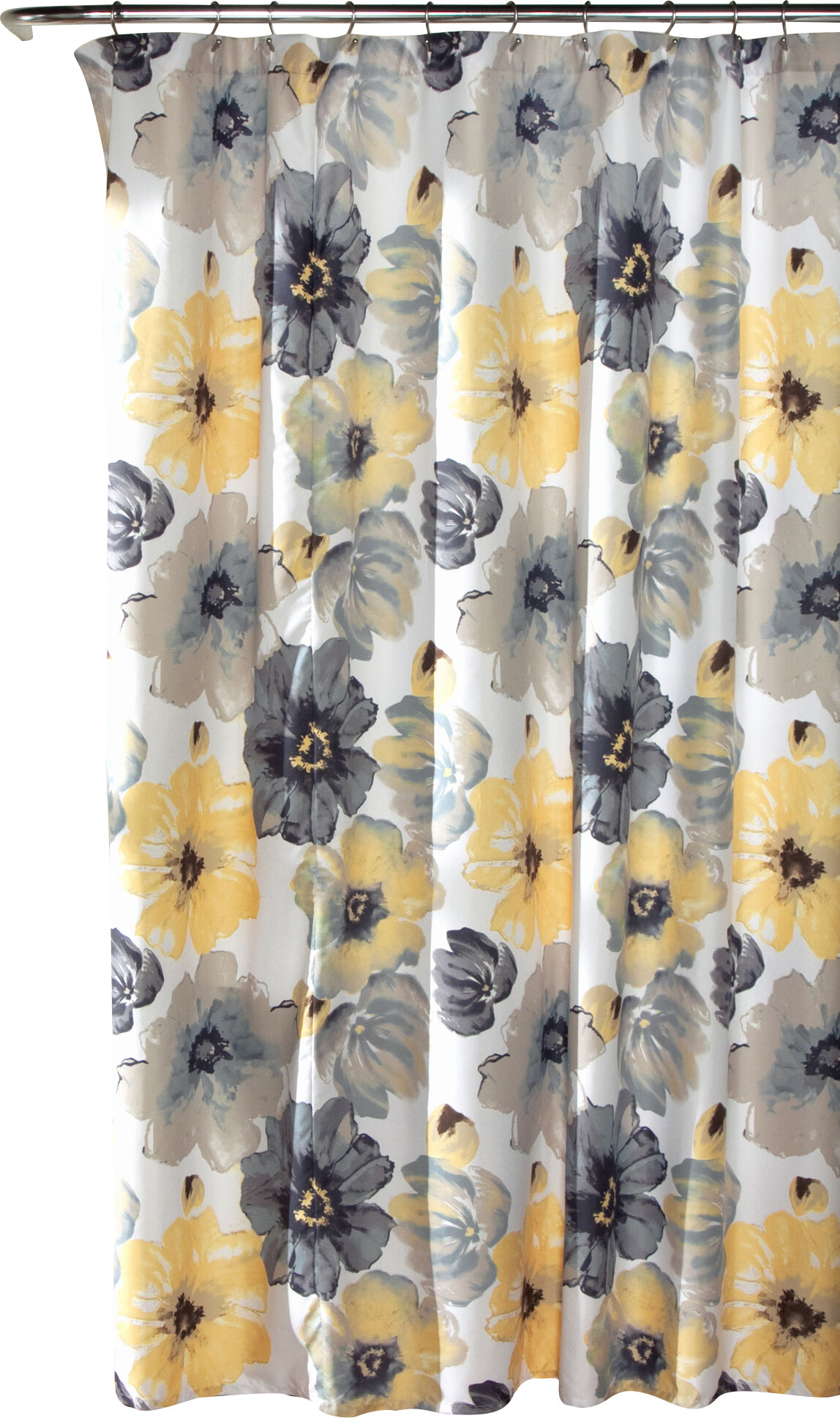 walmart curtains striped shower curtain in blue and x fabric sizing mainstays gray ideas yellow