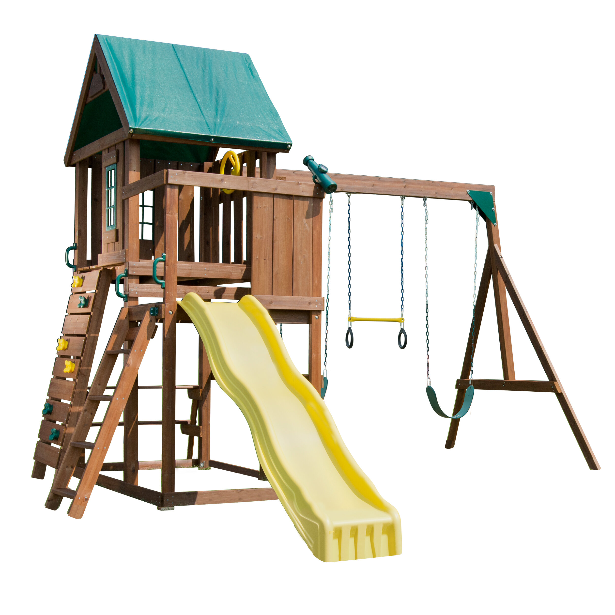 zq wooden sets playset mckinley lifetime playsets posh size large gorgeous swing of clearance outdoor costco in set playhouses