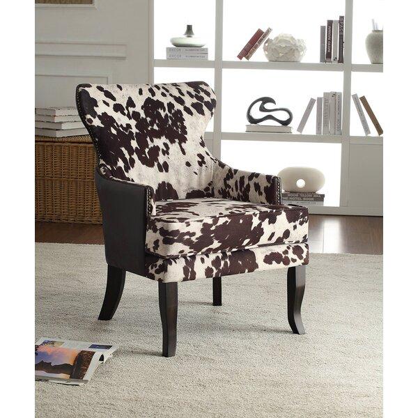 Faux Cowhide Chairs Wayfair Ca
