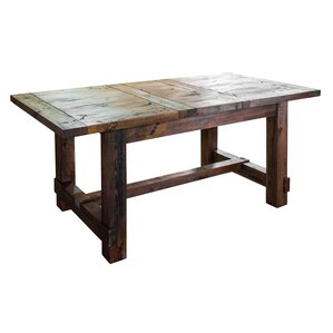 Country Extendable Dining Table by CDI International