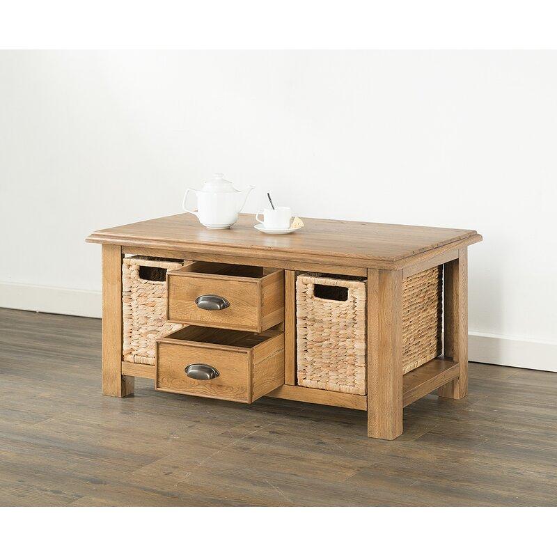 hazelwood home couchtisch glenmuir mit stauraum. Black Bedroom Furniture Sets. Home Design Ideas