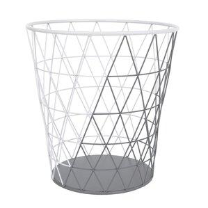Wire Waste Basket wire waste basket | wayfair