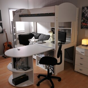 loft twin products signature number steps and b caster storage ashley bunk design by item embrace with bed