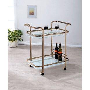 Gunter Bar Cart