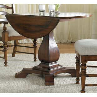 Waverly Place Round Drop Leaf Table