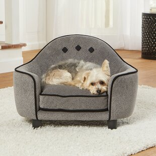 Loughlin Ultra Plush Dog Sofa. By Tucker Murphy Pet
