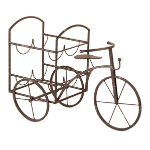 Lorry Tricycle 4 Bottle Wine Rack by TAG