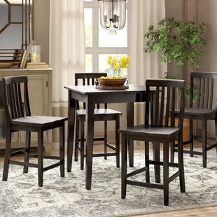 Haslingden 5 Piece Pub Dining Set Great price