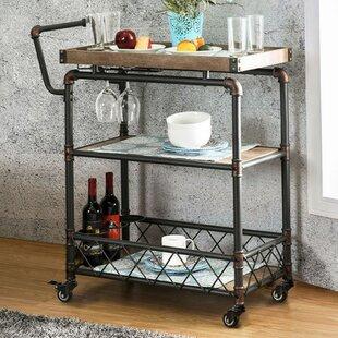 Serina Bar Cart