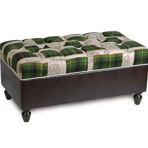 MacCallum Ottoman by Eastern Accents