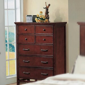 Boonville Traditional 7 Drawer Double Dresser by Darby Home Co