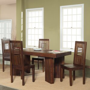 Palindrome 5 Piece Dining Set by Modus Furniture