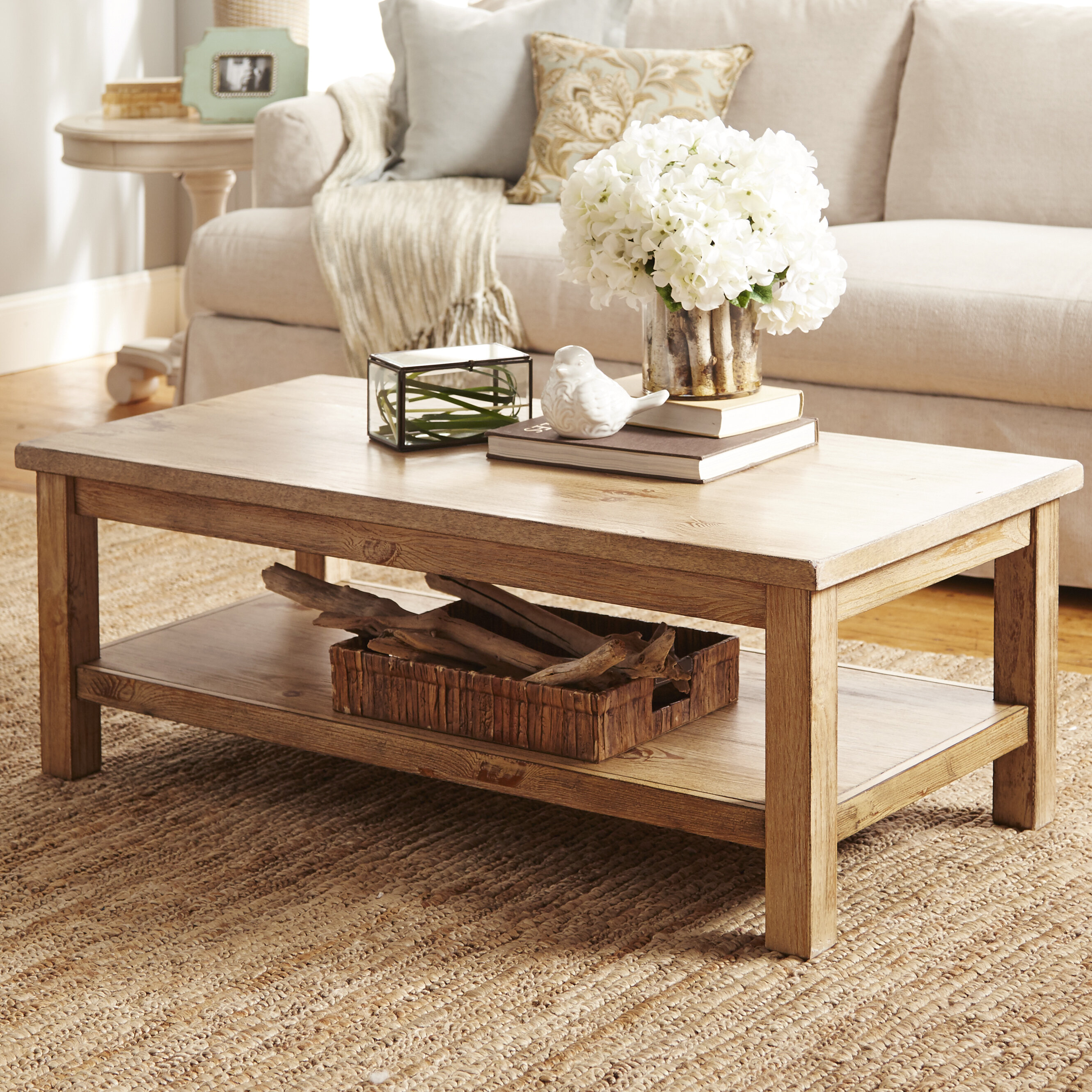 Cottage & Country Coffee Tables You ll Love