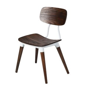 Rustic Copine Dining Chair by Ivy Bronx