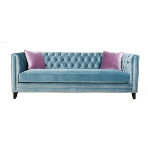 Victoria 3 Piece Chesterfield Sofa Set by Pa..