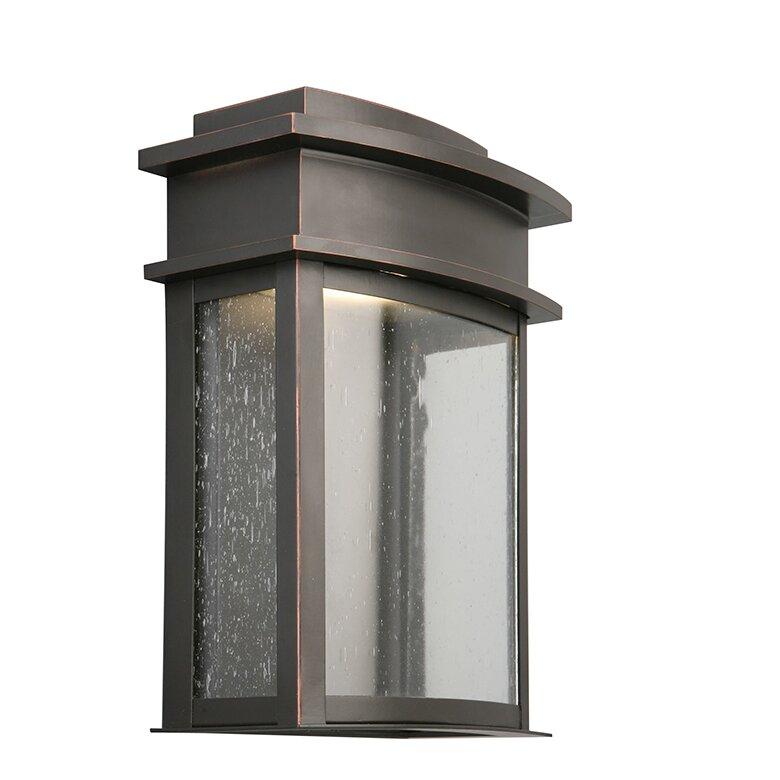 Brayden studio sontag 1 light outdoor bulkhead light reviews wayfair sontag 1 light outdoor bulkhead light aloadofball Images
