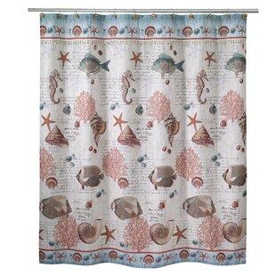 Castiglione Vintage Shower Curtain