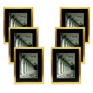 bc968414e137 Hargrave Clean Cut Picture Frame (Set of 6)
