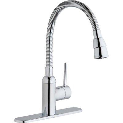 K-7319-4-CP Kohler Triton Double Lever Handle Utility Sink Faucet ...