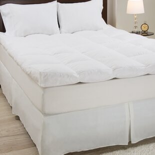 sweet home design mattress pads. 4  Feathers Mattress Topper by Lavish Home Clearance Toppers Wayfair