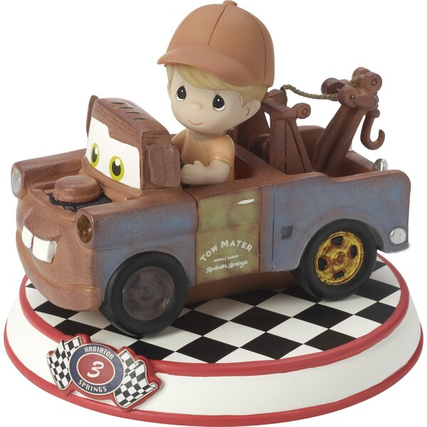 Disney Showcase Birthday Gifts Mater Car 3 Resin Figurine