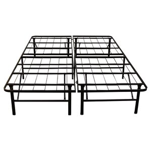 queen bed frames youll love wayfair - Queen Bed And Frame
