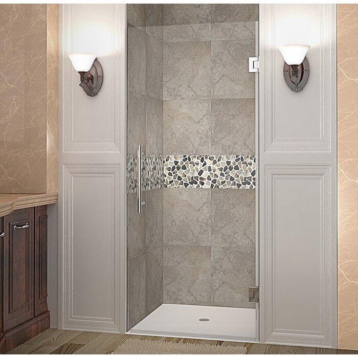 32 single panel swinging door pics 11