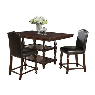 Langley 3 Piece Dining Set