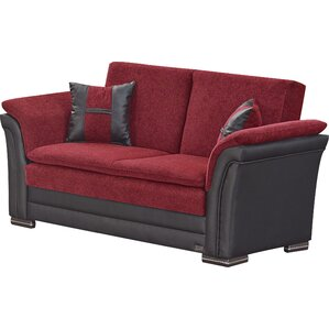 Austin Chesterfield Loveseat by Beyan Signature