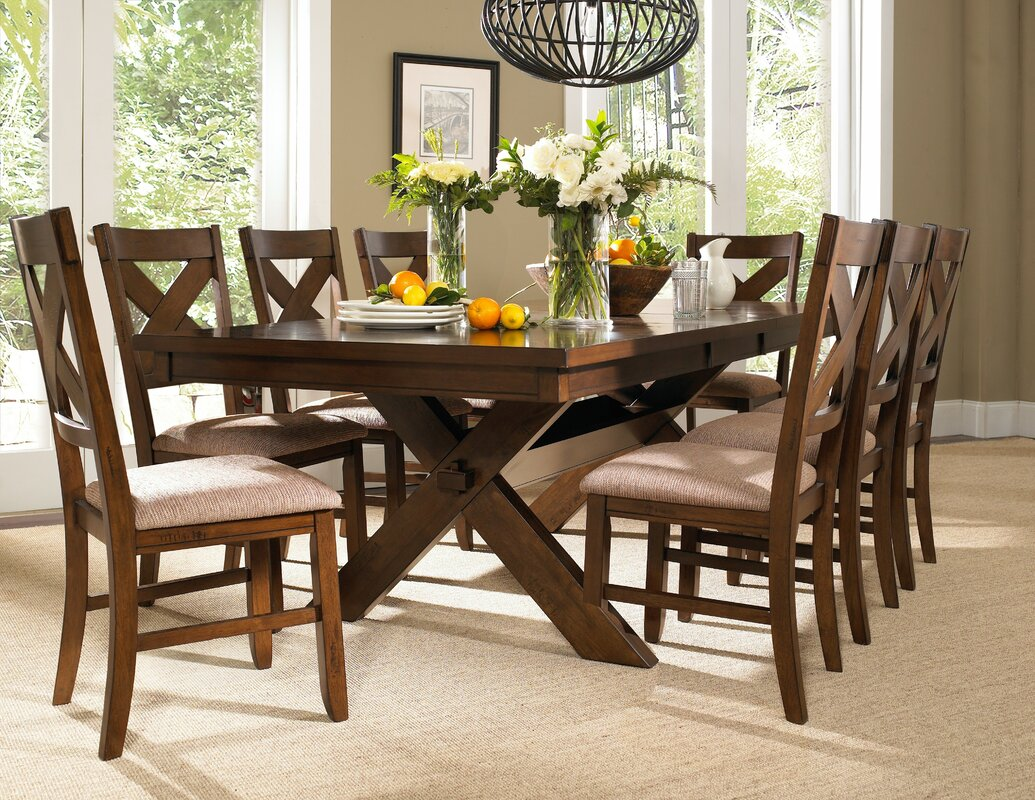 dining table set 9 piece. warsaw 9 piece dining set table