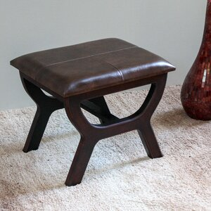 Youngston Stool with Wood Leg