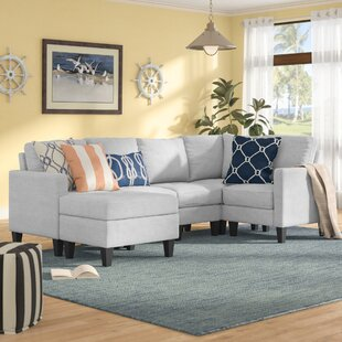 6 Piece Modular Sectional Sofa Wayfair