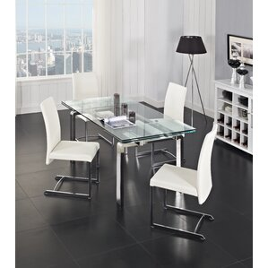 Wonderful Evelina Extendable Dining Table Good Looking