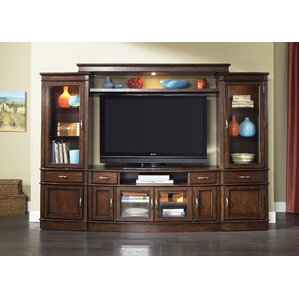 Hanover Entertainment Center by Liberty Furniture