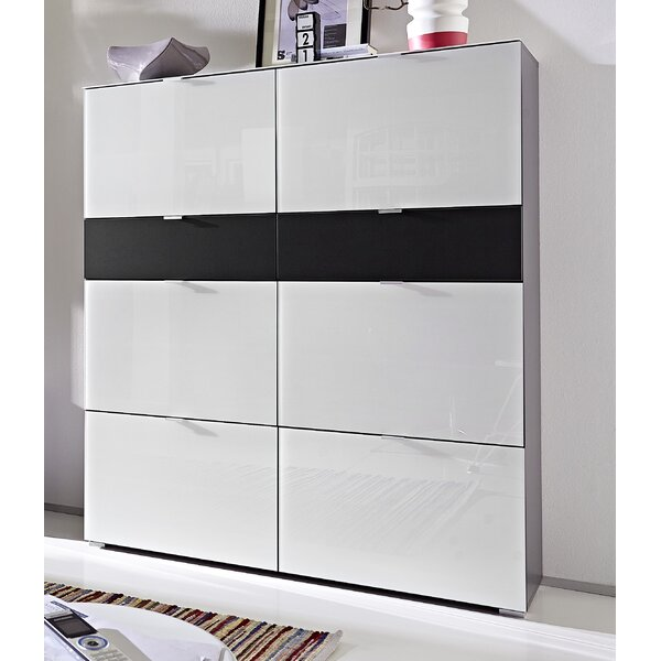urban designs alameda 54 pair shoe storage cabinet. Black Bedroom Furniture Sets. Home Design Ideas